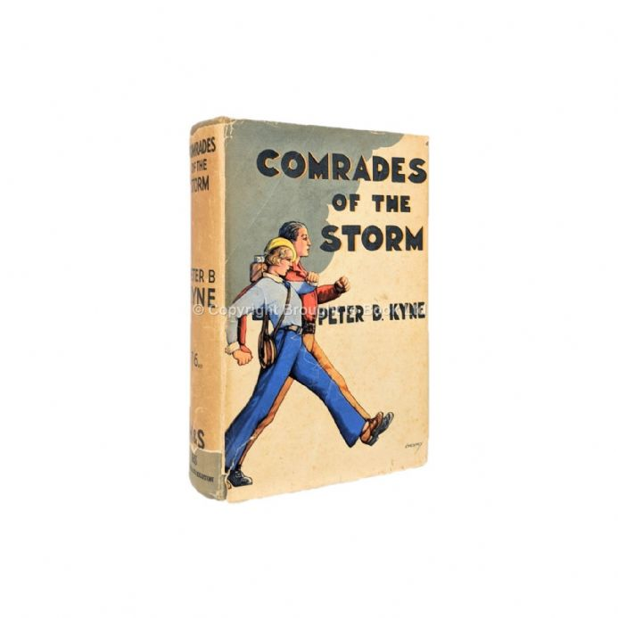 Comrades Of The Storm by Peter B. Kyne First Edition Hodder & Stoughton 1933